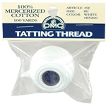 DMC: Tatting Thread Mercerized Cotton