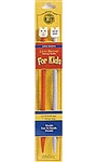 Knitting Needles for Kids, Size 10  by Lion Brand