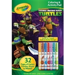 Crayola Teenage Mutant Ninja Turtles