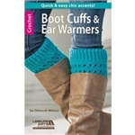 Crochet: Boot Cuffs & Ear Warmers