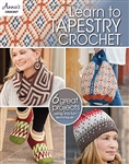 Annie's Crochet: Learn to Tapestry Crochet