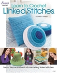 Annie's Crochet Learn to Crochet Linked Stitches
