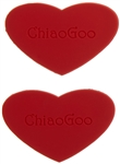ChiaGoo: Heart Rubber Grippers