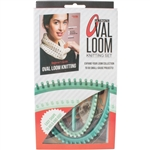Leisure Arts Ultimate Oval Loom Set