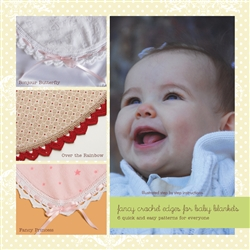 Ammee's Babies: Fancy Crochet Edges for Baby