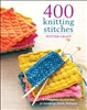 400 Knitting Stitches: A Complete Dictionary
