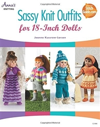 Annie's Knitting Sassy Knit Outfits