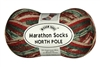 Wisdom Marathon Socks North Pole