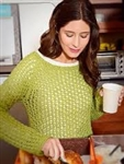 Snowflake Pullover 9533