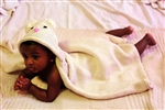 Baby Bear Bath Time Towel