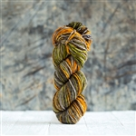 Uneek worsted Locally Hand Dyed.  Made in Turkey.