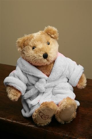 minx robe teddy bear