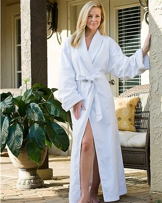diamond jacquard shawl design robe