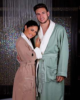 ultimate doeskin microfiber robe