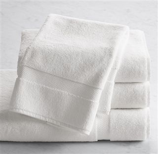 hand towel 650 gram weight 100% combed cotton