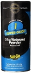 SUN-GLO SPEED 1 SHUFFLEBOARD WAX