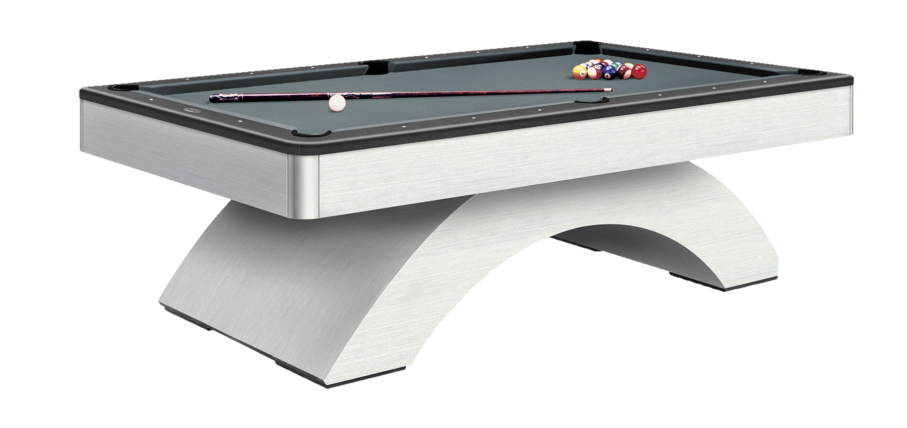 OLHAUSEN WATERFALL POOL TABLE - Olhausen madison pool table