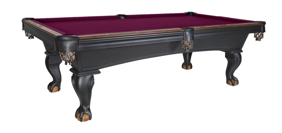 OLHAUSEN BLACKHAWK POOL TABLE