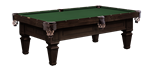 OLHAUSEN BRENTWOOD POOL TABLE