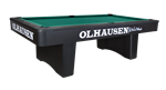 OLHAUSEN CHAMPION PRO 2 POOL TABLE