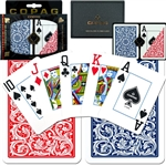RED/BLUE POKER CARDS