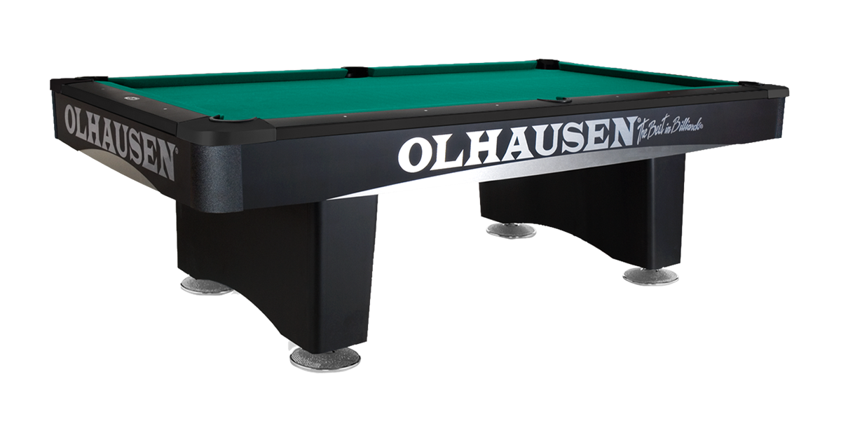 OLHAUSEN GRAND CHAMPION POOL TABLE