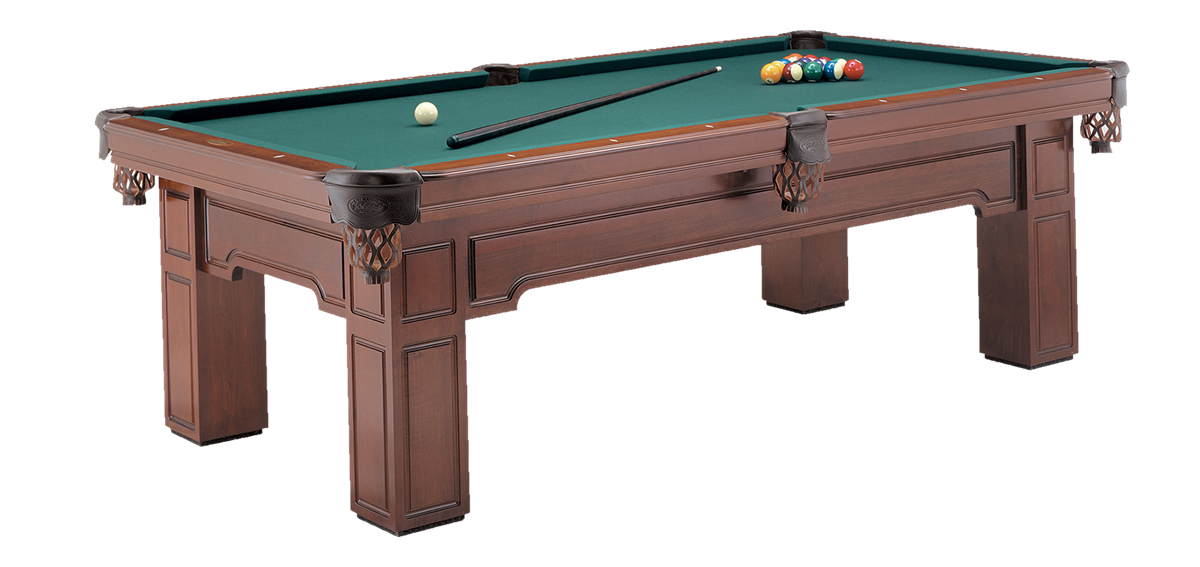 OLHAUSEN HUNTINGTON POOL TABLE