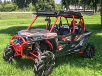 Polaris RZR 4 900, 1000, Turbo LED Stereo Roof Top