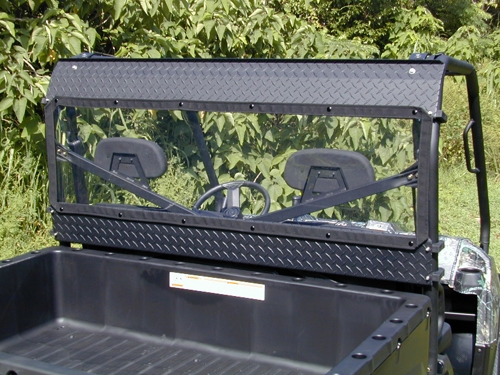 Polaris Ranger Rear Window Full Size 2010 14 800