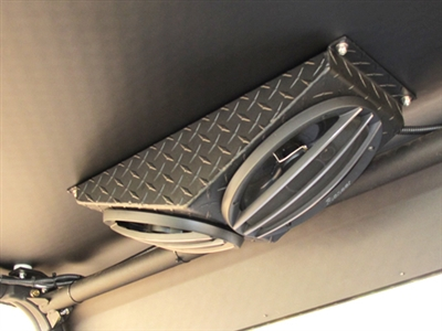Universal Roof Mount Rear 6x9 Speaker Box