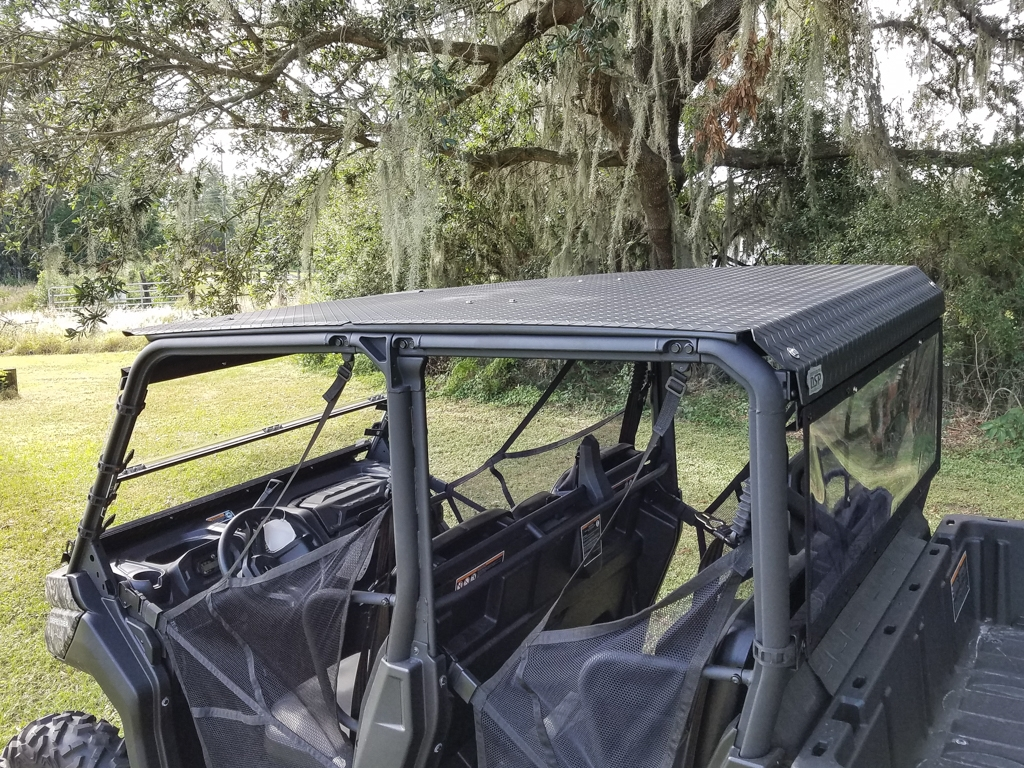 Can Am Defender Max Aluminum Roof Top Mk1
