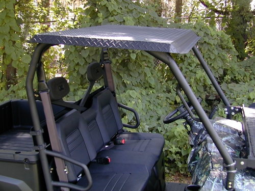 Polaris Mid Size Standard Cab Roof Super Duty