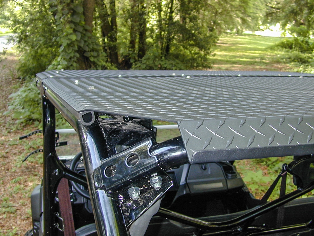 Honda Pioneer 1000 5 Metal Aluminum Roof Top