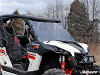 Can-Am Maverick Scratch Resistant Full Windshield - SuperATV