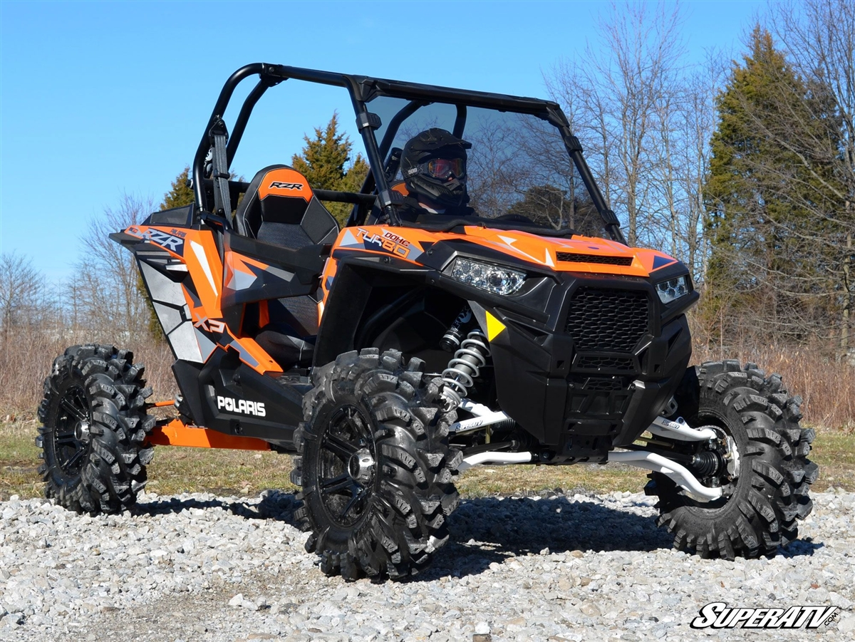 Polaris Rzr 1000 Turbo >> Polaris Rzr 900 1000 Turbo Front Windshield Superatv
