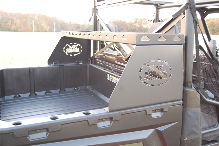 Polaris Ranger Small Rear Basket Storage Rack Mid Size
