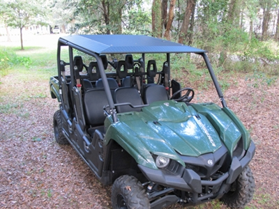 Heavy Duty Yamaha Viking Vi Aluminum Roof