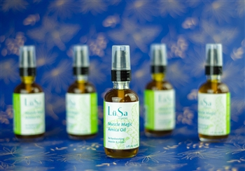 muscle magic arnica oil