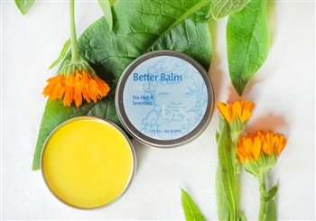 Better Balm first aid salve