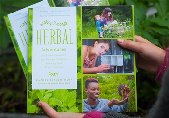 Herbal Adventures Book