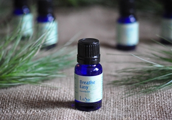 Breathe Easy Essential Oil Drops