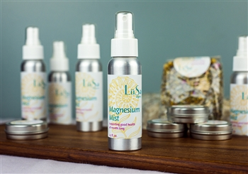 magnesium oil mist mg spray