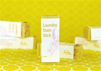 Zero Waste Laundry Stain Stick