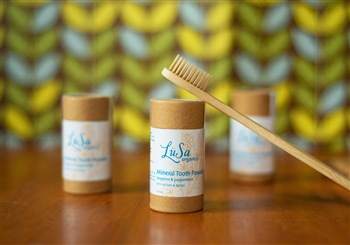 organic remineralizing tooth powder toothpaste