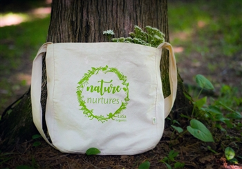 LuSa Organics Forager's Tote