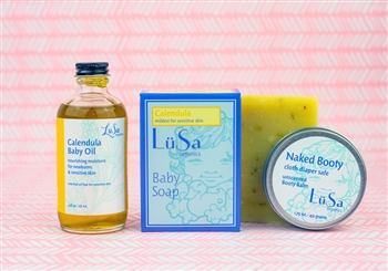 natural organic handmade baby body skin care