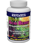 Acai Berry Capsules, Acai Berry Supplements