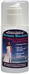 Natural Progesterone Creme | Natural Progesterone Cream