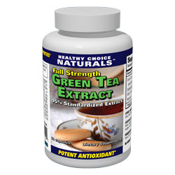 Green Tea Extract Capsules | Green Tea Extract