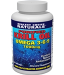 Antarctic Krill Oil | Krill Oil Supplement